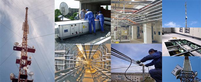 Из композитного профиля возможно создавать конструкции для прокладки силовых и коммуникационных кабельных сетей, использовать его в качестве кабель-каналов.